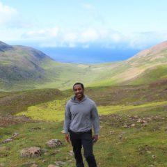 Matthew in Iceland