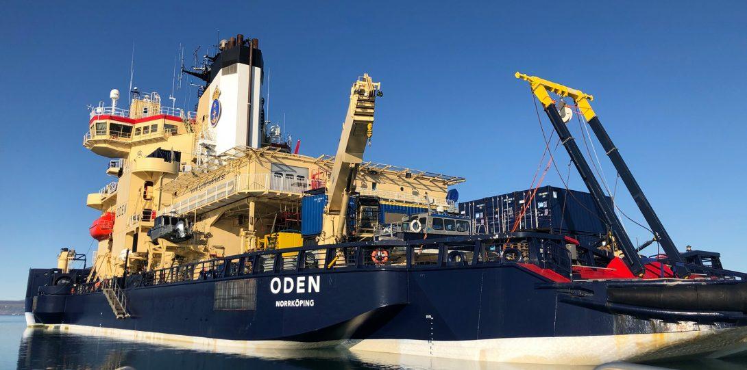 Icebreaker Oden